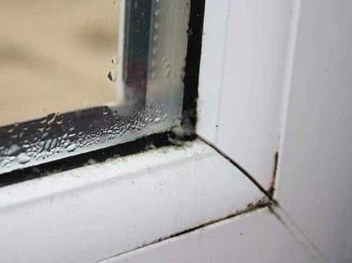 roszenie wilgoc okna aluminiowe plastikowe Pyskowice