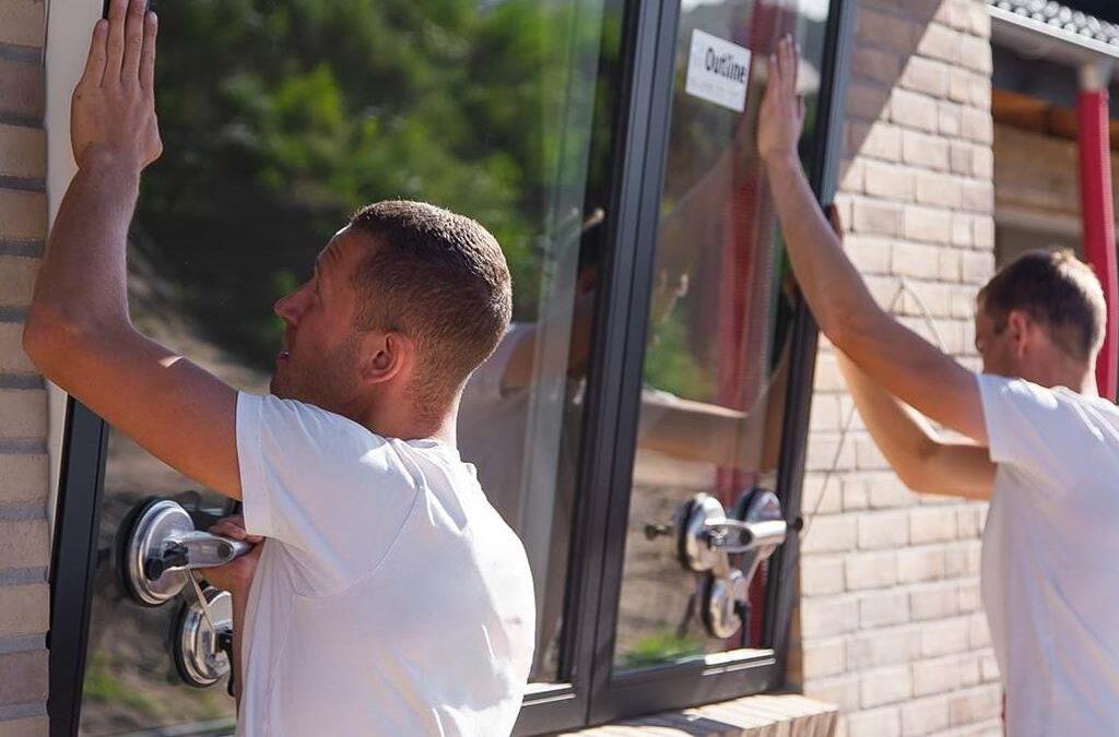 okna montaż Pyskowice Gliwice