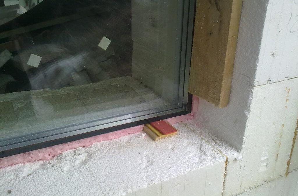 montaż okien aluminiowych - Pyskowice