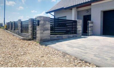 Ogrodzenia panelowe – rodzaje. Pyskowice, Gliwice, Zabrze