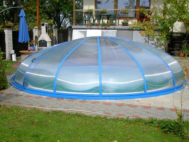 zadaszenie nad basenem Śląsk